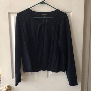 NWT Women's Navy blue cardigan